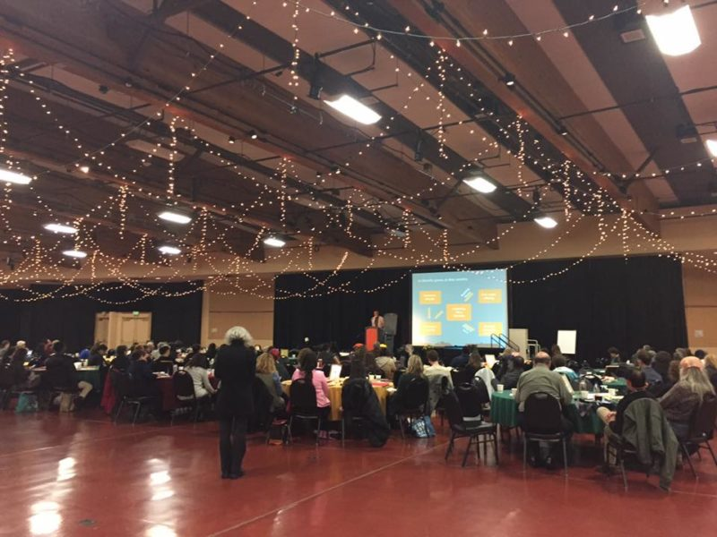 2017 Marin Equity Summit at the Marin Center